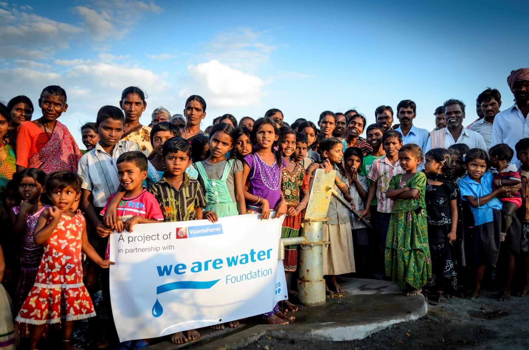 La fundaci n we are water inaugura su 1 oficina en la for We are water