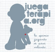 El video de Juegatarapia.- Juegaterapia necesita ayuda!!! Una oficina y Donaciones