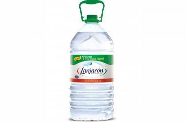 46d390b6b35e 01/12/2011 12:02:43 La marca de agua mineral natural Lanjarón lanza la  primera garrafa con un 20% de plástico de origen vegetal. Esta innovación  supone el ...