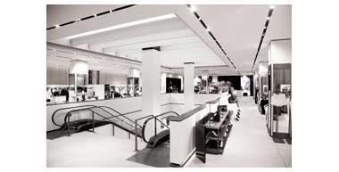 glamour y sostenibilidad en la nueva tienda de zara en la