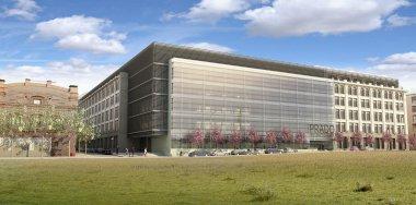 Axa reim certifica con breeam es dos edificios de oficinas for Edificios oficinas madrid