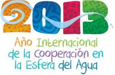 Resultado de imagen de Año Internacional de la Cooperación en la Esfera del Agua