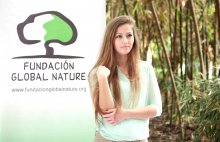 La Fundación Global Nature se prensenta al Carnaval de Tenerife con un mensaje medioambiental