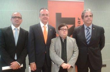 Pablo Pineda, el primer licenciado europeo con síndrome de Down, comparte su historia
