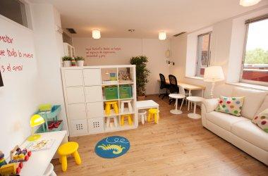 Ikea y Menudos Corazonesinauguran dos salas de juegos para nios con