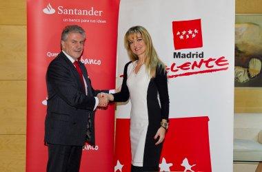 Madrid y banco santander promueven la excelencia for Banco santander madrid oficinas