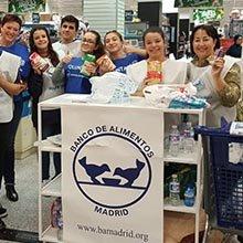 banco de alimentos de madrid busca 3.000 voluntarios (acción social